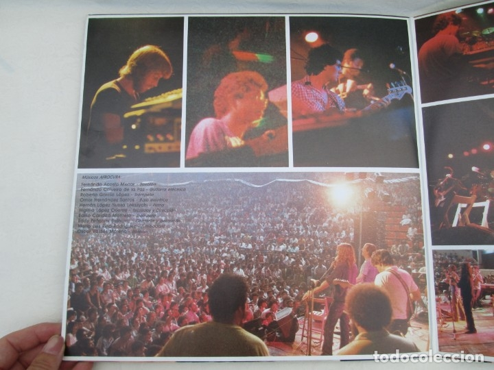Discos de vinilo: SILVIO RODRIGUEZ. CAUSAS Y AZARES. LP VINILO. FONOMUSIC. 1986. VER FOTOGRAFIAS ADJUNTAS - Foto 3 - 173446568
