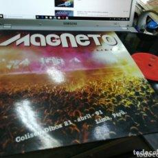 Discos de vinilo: MAGNETO MAXI VUELA VUELA ESPAÑA 1991. Lote 198741158