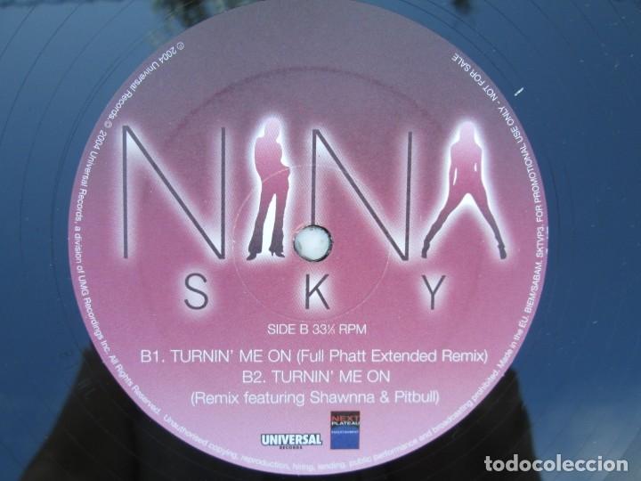 Discos de vinilo: TURNIN´ME ON. SKY. LP VINILO. UNIVERSAL RECORDS. 2004. VER FOTOGRAFIAS ADJUNTAS - Foto 6 - 173451729