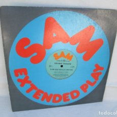 Discos de vinilo: SAM. EXTENDED PLAY. SOUND TROUPE. CAN YOU REALLY SEE ME. SINGLE VINILO. 1982 SAM RECORDS. Lote 173451988