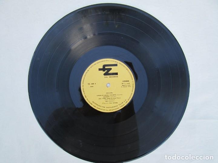 Discos de vinilo: ARZACHEL. DISCOGRAFIA TALAR ZEL RECORDS. 1970. LP VINILO. VER FOTOGRAFIAS ADJUNTAS - Foto 3 - 173452134
