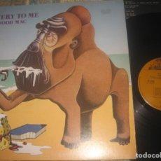 Discos de vinilo: FLEETWOOD MAC MYSTERY TO ME DOBLE CARPETA(REPRISE RECORDS-1973) + ENCARTE EDICION ORIGINAL USA. Lote 173454142