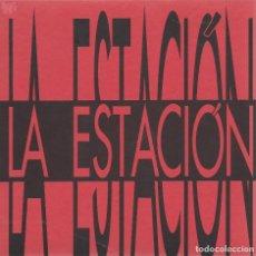 Discos de vinilo: LA ESTACION, BUENA AFICION, +3 (RAIL REC 1993) -HOJA INTERIOR-. Lote 173454577