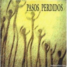 Discos de vinilo: PASOS PERDIDOS, 30 GRADOS (DIGITALS 1992) -HOJA INTERIOR-. Lote 173454680