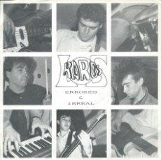 Discos de vinilo: LOS RAROS, ERRORES. (D.SUICIDAS 1988). Lote 173457140