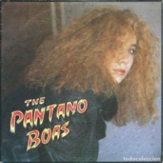 Disques de vinyle: THE PANTANO BOAS, HOOKER JESUS AND ME (3CIPRESES 1988) -PROMO-. Lote 173457367
