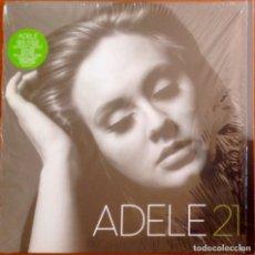 Discos de vinilo: ADELE - 21. Lote 173461093