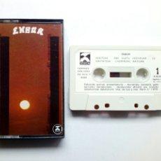 Discos de vinilo: CASSETTE: ENBOR - ENBOR (XOXOA, 1979) FOLK ROCK PROGRESIVO VASCO EUSKAL MUSIKA - PROG ROCK - K7. Lote 173461255