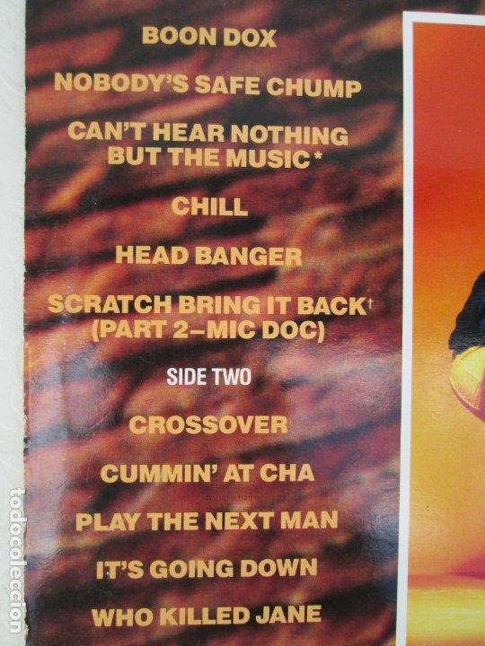 Discos de vinilo: EPMD. BUSINESS NEVER PERSONAL. LP VINILO. DEF JAM RECORDINGS. 1992. VER FOTOGRAFIAS ADJUNTAS - Foto 7 - 173463590