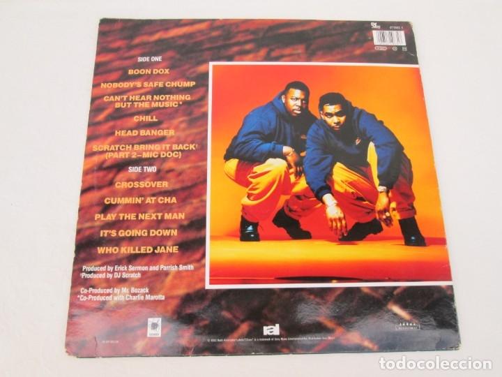 Discos de vinilo: EPMD. BUSINESS NEVER PERSONAL. LP VINILO. DEF JAM RECORDINGS. 1992. VER FOTOGRAFIAS ADJUNTAS - Foto 8 - 173463590