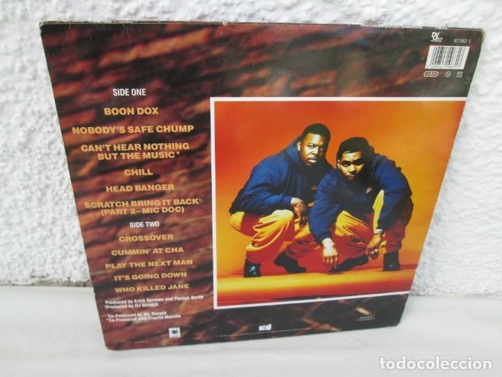 Discos de vinilo: EPMD. BUSINESS NEVER PERSONAL. LP VINILO. DEF JAM RECORDINGS. 1992. VER FOTOGRAFIAS ADJUNTAS - Foto 9 - 173463590