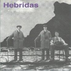 Discos de vinilo: HEBRIDAS, PEOPLE WHITE. +3 (ELEFANT 1993) -GATEFOLD. HOJA INTERIOR-. Lote 173465175
