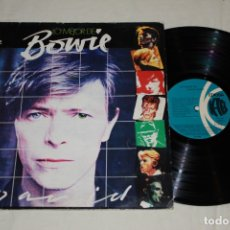 Discos de vinilo: VINILO: LO MEJOR DE BOWIE (THE BEST OF BOWIE) - EDIGSA SPAIN 1981 . Lote 173465334