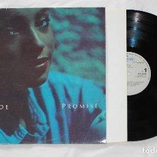 Discos de vinilo: VINILO: SADE - PROMISE - 1985 . Lote 173465907
