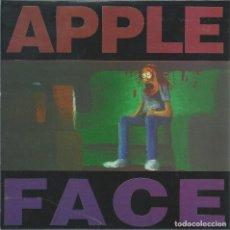 Discos de vinilo: APPLE FACE, END RACISM. +2 (NORTE SUR 1995) -HOJA INTERIOR+HOJA PROMO-. Lote 173466185