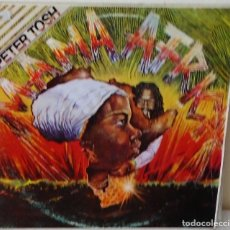 Disques de vinyle: PETER TOSH - MAMA AFRICA EMI - 1983. Lote 173467210