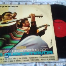Discos de vinilo: 11-LP FIESTA EN AMERICA CON LOS GUACAMAYOS, 1971. Lote 173478459