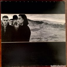 Discos de vinilo: U2. THE JOSHUA TREE. LP.. Lote 173487510
