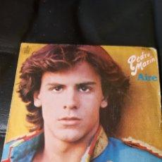 Discos de vinilo: PEDRO MARIN. AIRE 1980. Lote 173498398