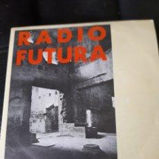 Discos de vinilo: RADIO FUTURA. LA CIUDAD INTERIOR. 1985. Lote 173501374