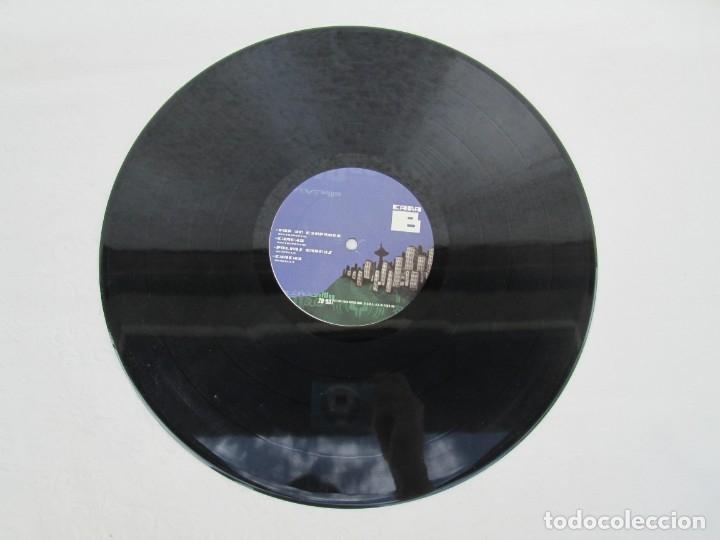 Discos de vinilo: LA EXCEPCION KE CONFIRMA LA REGLA. LP VINILO. ZONA BRUTA 2002. VER FOTOGRAFIAS ADJUNTAS - Foto 5 - 173511888