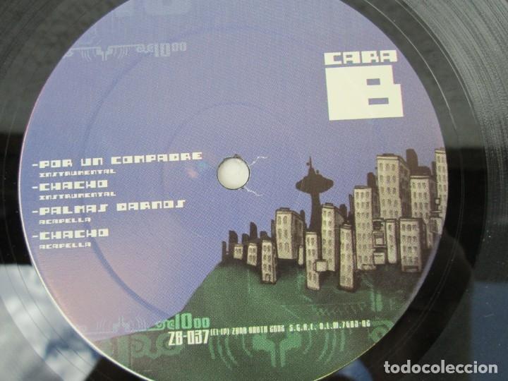 Discos de vinilo: LA EXCEPCION KE CONFIRMA LA REGLA. LP VINILO. ZONA BRUTA 2002. VER FOTOGRAFIAS ADJUNTAS - Foto 6 - 173511888