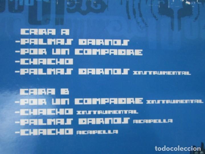 Discos de vinilo: LA EXCEPCION KE CONFIRMA LA REGLA. LP VINILO. ZONA BRUTA 2002. VER FOTOGRAFIAS ADJUNTAS - Foto 7 - 173511888