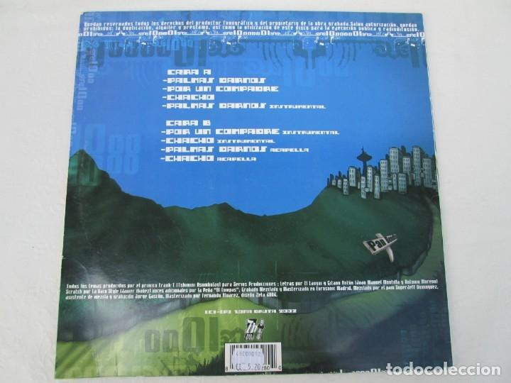 Discos de vinilo: LA EXCEPCION KE CONFIRMA LA REGLA. LP VINILO. ZONA BRUTA 2002. VER FOTOGRAFIAS ADJUNTAS - Foto 8 - 173511888