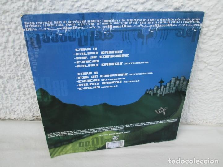 Discos de vinilo: LA EXCEPCION KE CONFIRMA LA REGLA. LP VINILO. ZONA BRUTA 2002. VER FOTOGRAFIAS ADJUNTAS - Foto 9 - 173511888