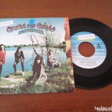 Discos de vinilo: GRETA Y LOS GARBO NO PUEDO ESCAPAR FONOMUSIC 1991. Lote 173518745