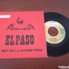 Discos de vinilo: EL PASO EL REY DE LA CARRETERA EFEN 1991. Lote 173520525