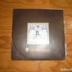 Discos de vinilo: J.S.BACH. CONCIERTO DE BRANDENBURGO, Nº 4.DISCO PROMOCION VIRIDIANA, 1976. IMPECABLE. Lote 173525107