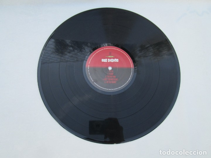 Discos de vinilo: NEARLY GOD. HEAVEN. LP VINILO. 1996 ISLAND RECORDS. VER FOTOGRAFIAS ADJUNTAS - Foto 3 - 173557775