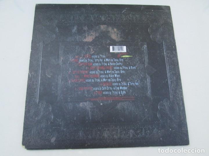Discos de vinilo: NEARLY GOD. HEAVEN. LP VINILO. 1996 ISLAND RECORDS. VER FOTOGRAFIAS ADJUNTAS - Foto 8 - 173557775