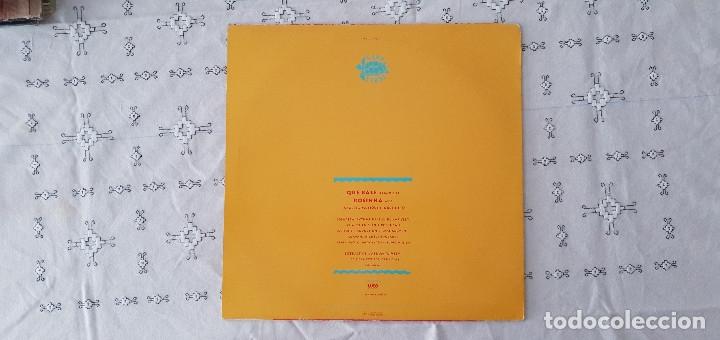 LIVITY – QUE BALE REMIX SELLO: WEA – PRO 1076 FORMATO: VINYL, 12 45 RPM, MAXI-SINGLE, PROMO (Música - Discos de Vinilo - Maxi Singles - Étnicas y Músicas del Mundo)