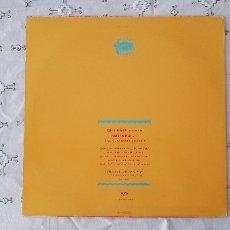 Discos de vinilo: LIVITY – QUE BALE REMIX SELLO: WEA – PRO 1076 FORMATO: VINYL, 12 45 RPM, MAXI-SINGLE, PROMO . Lote 173559485