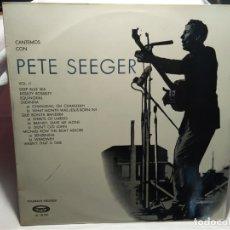 Discos de vinilo: LP – PETE SEGER VOL. II . Lote 173559719