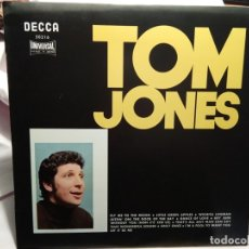Discos de vinilo: LP – TOM JONES - . Lote 173559869
