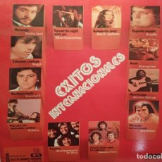 Discos de vinilo: LP – EXITOS INTERNACIONALES – BILLBOARD HITS ON THE WORLD – LOS 50 DE ORO. Lote 173559993