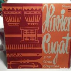 Discos de vinilo: LP – XAVIER CUGAT Y SU GRAN ORQUESTA 33 RPM. Lote 173560134