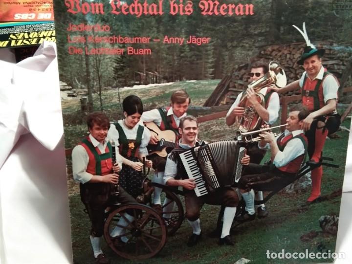 LP – BOM LECHTAL BIS MERAN - (Música - Discos - LP Vinilo - Country y Folk)