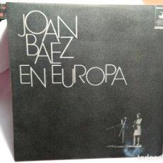 Discos de vinilo: LP – JOAN BAEZ EN EUROPA . Lote 173561347