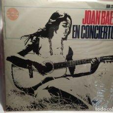 Discos de vinilo: LP – JOAN BAEZ EN CONCIERTO . Lote 173561362