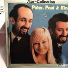 Discos de vinilo: LP – STAR – COLLECTION – PETER, PAUL AND MERY. Lote 173561480