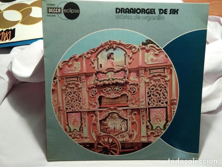 LP – DRAAIORGEL 'DE SIK' – MÚSICA DE ORGANILLO (Música - Discos - LP Vinilo - Étnicas y Músicas del Mundo)