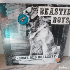 Discos de vinilo: BEASTIE BOYS. SOME OLD BULLSHIT. LP VINILO. NUEVO SIN DESPRECINTAR. 1994.GRAND ROYAL REORDS. Lote 173564208