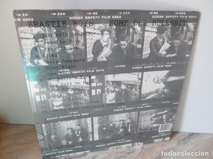 Discos de vinilo: BEASTIE BOYS. SOME OLD BULLSHIT. LP VINILO. NUEVO SIN DESPRECINTAR. 1994.GRAND ROYAL REORDS - Foto 5 - 173564208