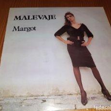 Discos de vinilo: DISCO VINILO LP MALEVAJE. Lote 173568064