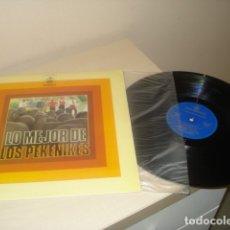 Discos de vinilo: LO MEJOR DE LOS PEKENIKES - HISPAVOX-AÑO 1973- MADRID- . Lote 173572539