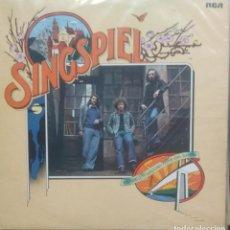 Discos de vinilo: SINGSPIEL - SINGSPIEL - 1975 - LP - ALEMAN. Lote 173572992